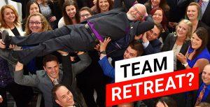team retreat